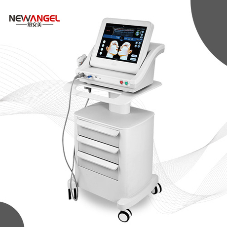 Cost hifu professional machine for facial and body use