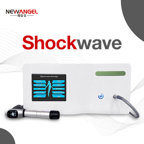 Shockwave machine by pro for body joint pain treatment